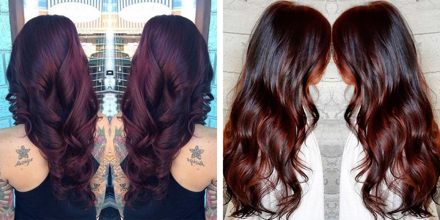 The 23 best brunette hair color shades 23 best brunette hair color shades second example pmusecretfo Image collections