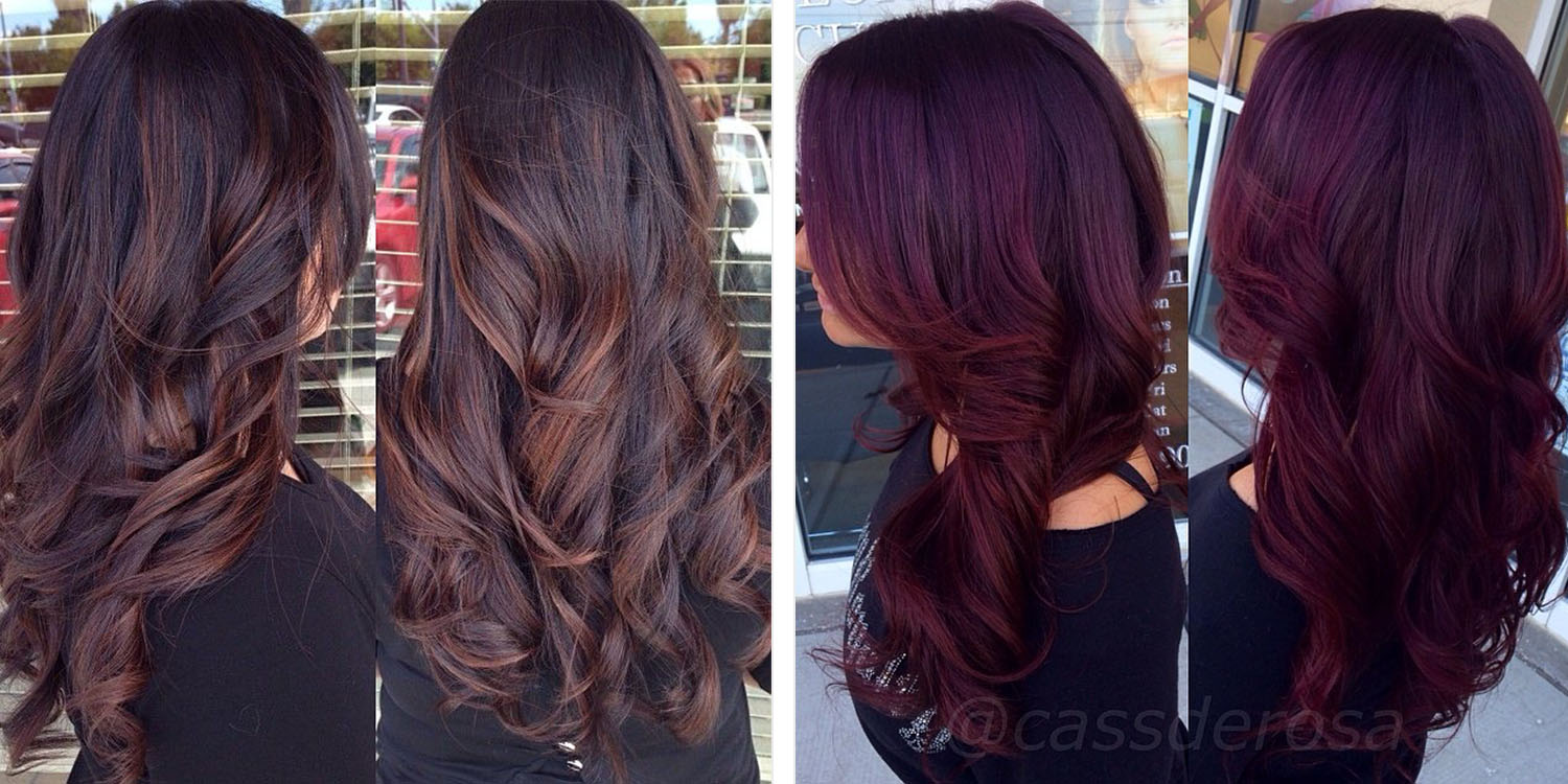 23 best brunette hair color shades sixth example
