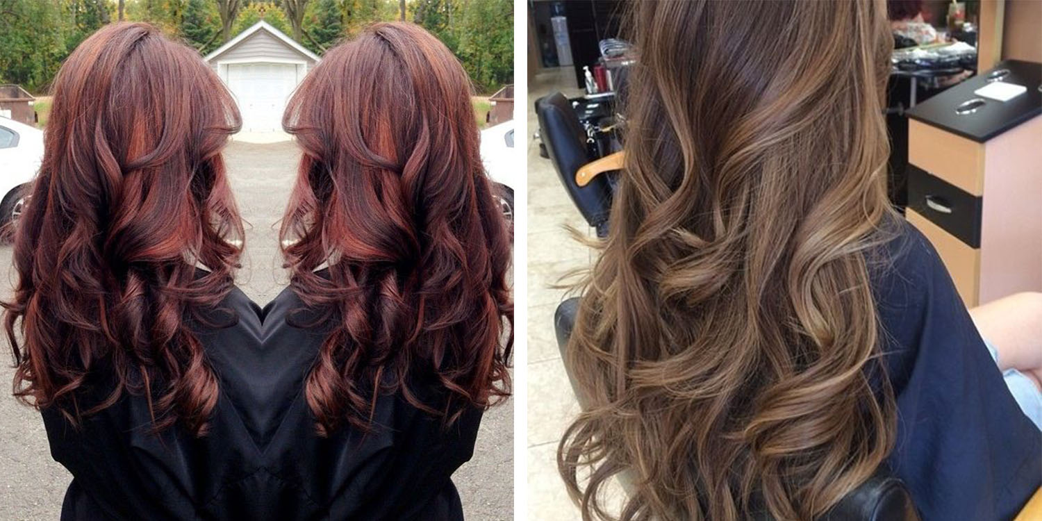 23 best brunette hair color shades seventh example