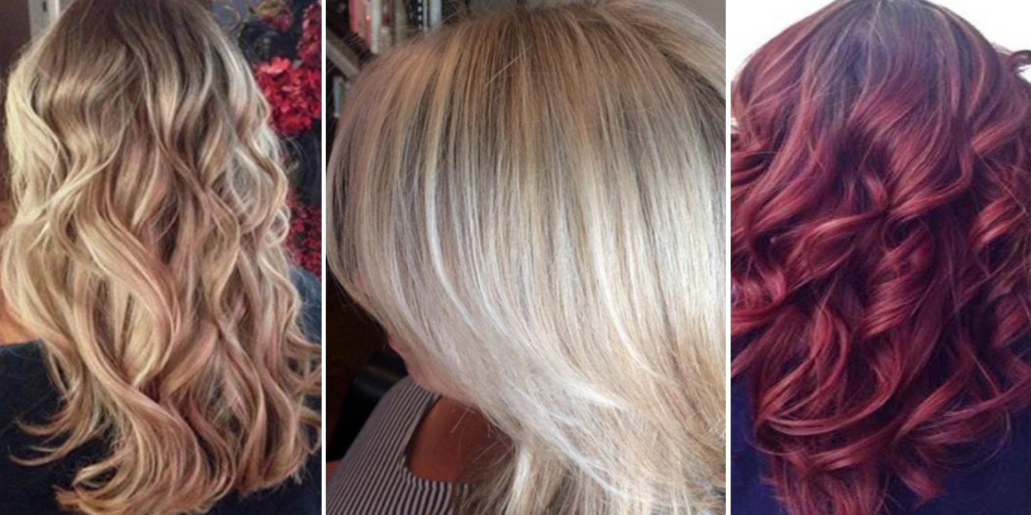 25 color treated hair styling designing tips matrix matrix color treated hair styling designing tips urmus Images