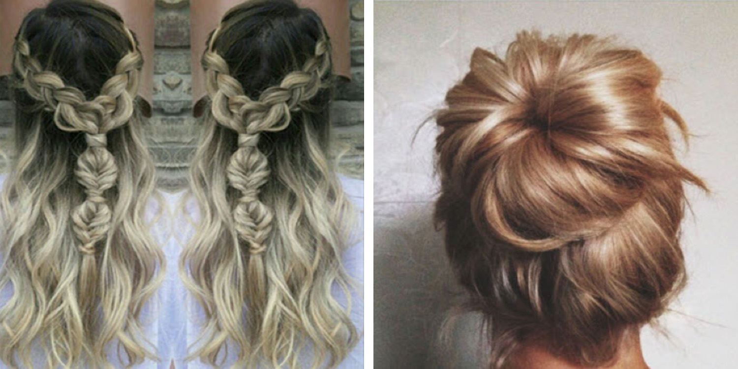 Hair Style Blog: 26 Tips For Styling Your Dry Hair