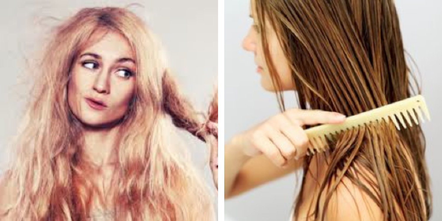 Styling Your Hair: 26 Tips For Styling Your Dry Hair