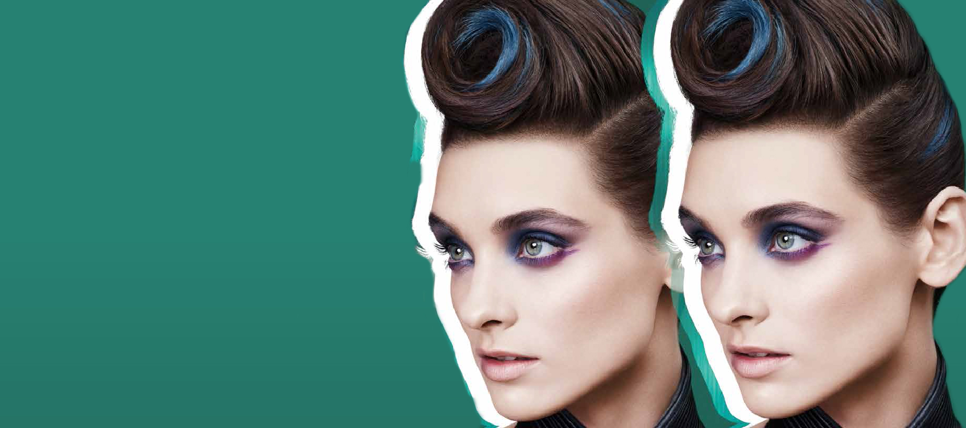 Matrix Hair Trend 21st century pop