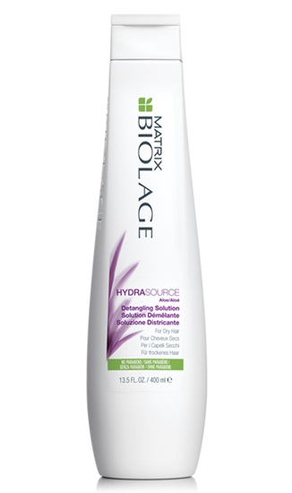 Biolage Haircare HydraSource Detangling Solution