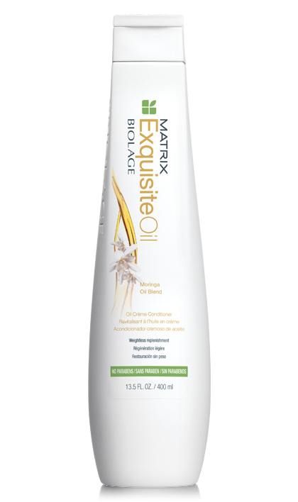 Matrix Biolage Haircare Exquisite Oil Oil Cream Conditioner