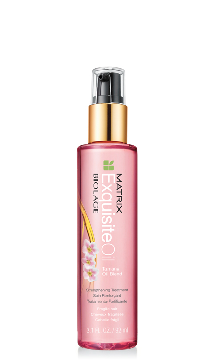 Biolage Haircare Exquisite Oil Strengthening Treatment