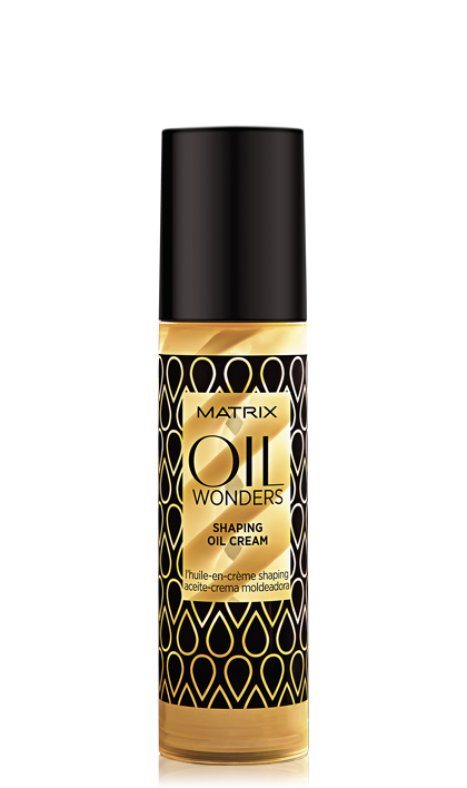 Oil Wonders Styling Shaping Oil Cream