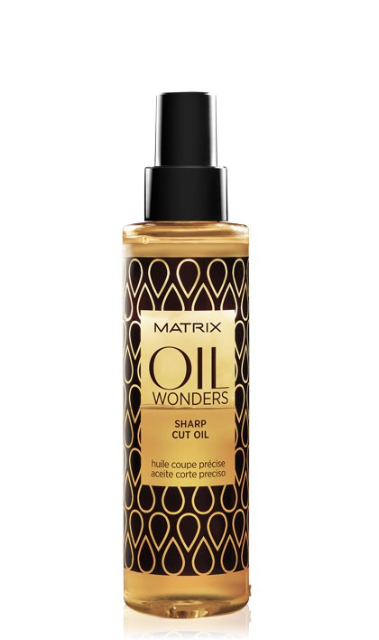Oil Wonders Styling Sharp Cut Oil