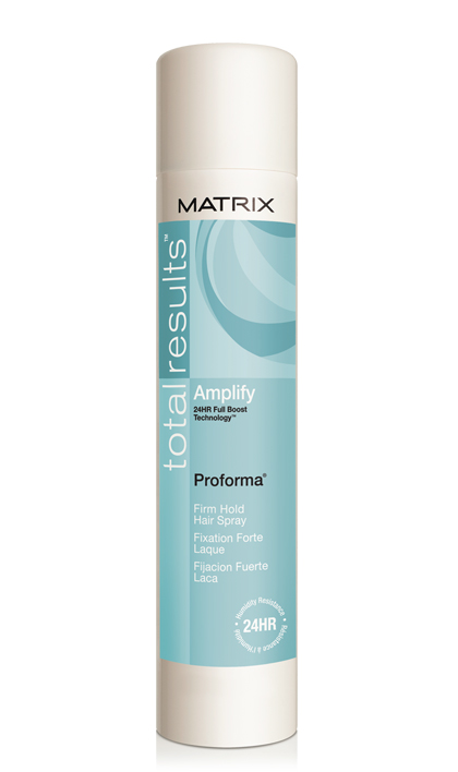 Total Results Haircare Amplify Proforma Hairspray