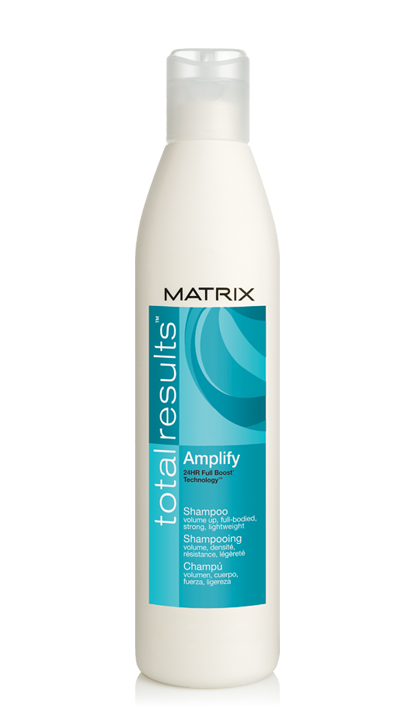 Total Results Haircare Amplify Shampoo