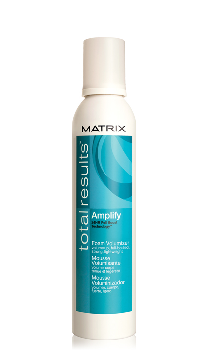 Total Results Haircare Amplify Volumizing Foam