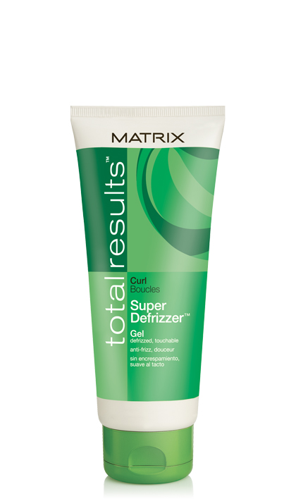 Total Results Haircare Curl Defrizzer Gel