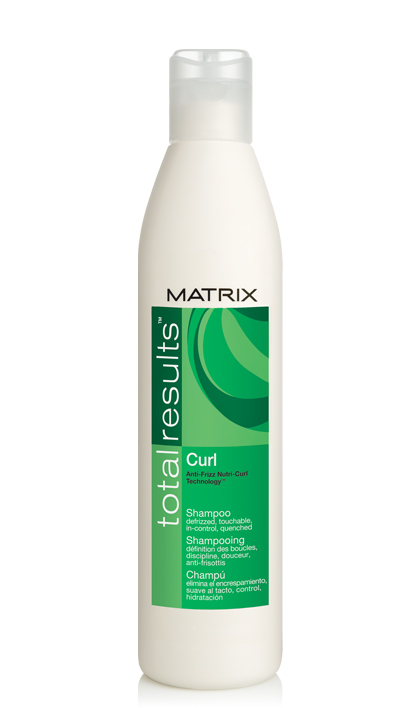 Total Results Haircare Curl Shampoo
