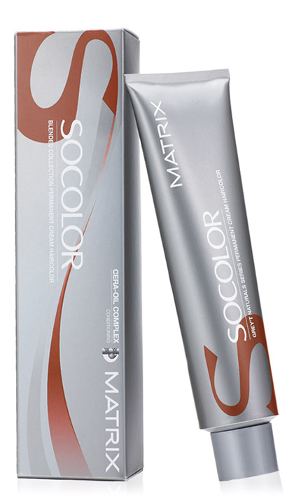 Matrix Haircolor SoColor Blended Collection Clear