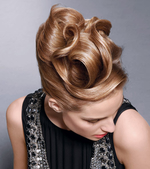 Matrix Haircare Chicago Updo