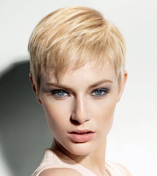 Matrix Hair Color Glossy Blonde
