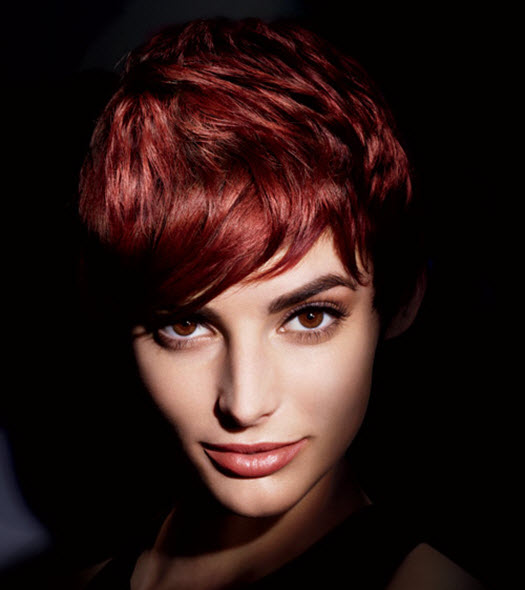 Matrix Hair Color Precision Red