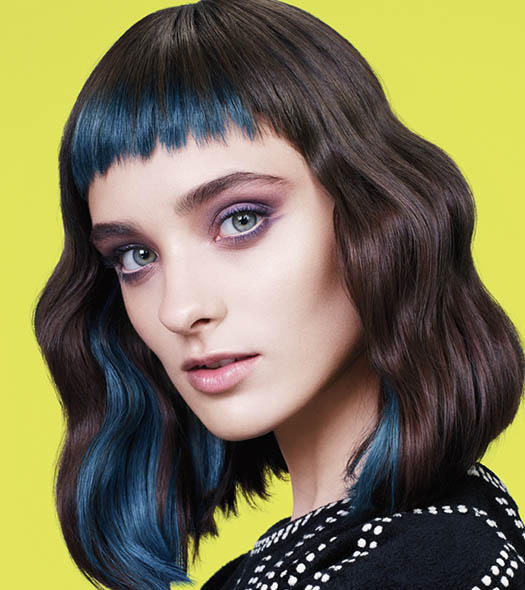 Matrix Hair Trends 21st Century Pop Peek A Boo Pop