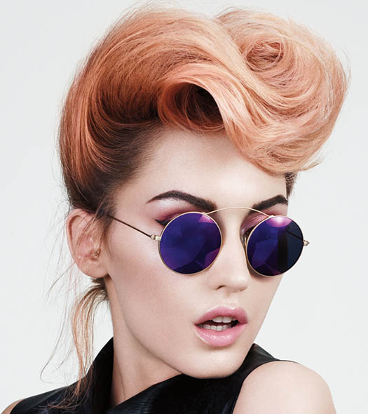 Matrix Hair Trends 21st Century Pop Pop A Billy