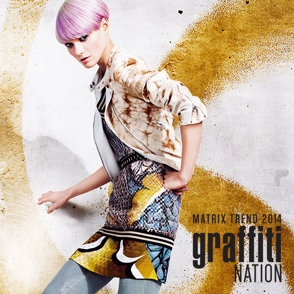 Graffiti Nation Trend