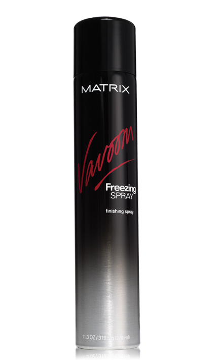 Vavoom Styling Freezing Spray Finishing Spray