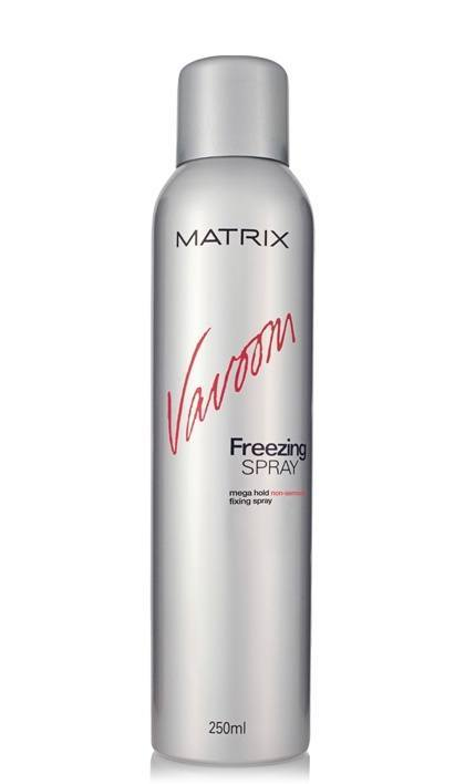 Vavoom Styling Mega Hold Non Aerosol Fixing Spray