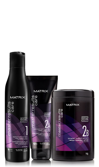 Master Results Haircare