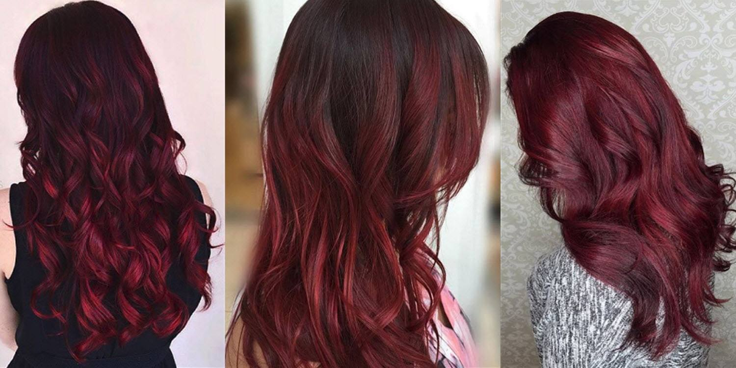 Red And Black Hair Dye Styles: Is Burgundy Hair Color Right For You?