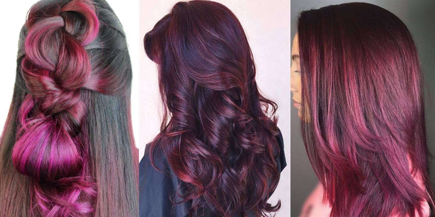 Is burgundy hair color right for you matrix see a pro for your burgundy hair color pmusecretfo Gallery