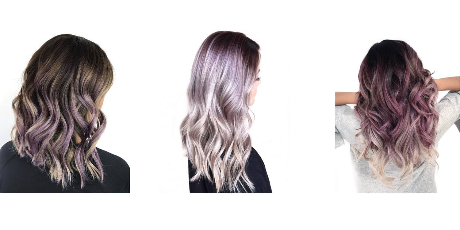 Learn More About The Color Melting Hair Color Trend Matrix