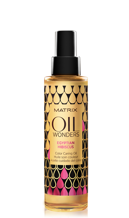 Oil Wonders Haircare Egyptian Hibiscus