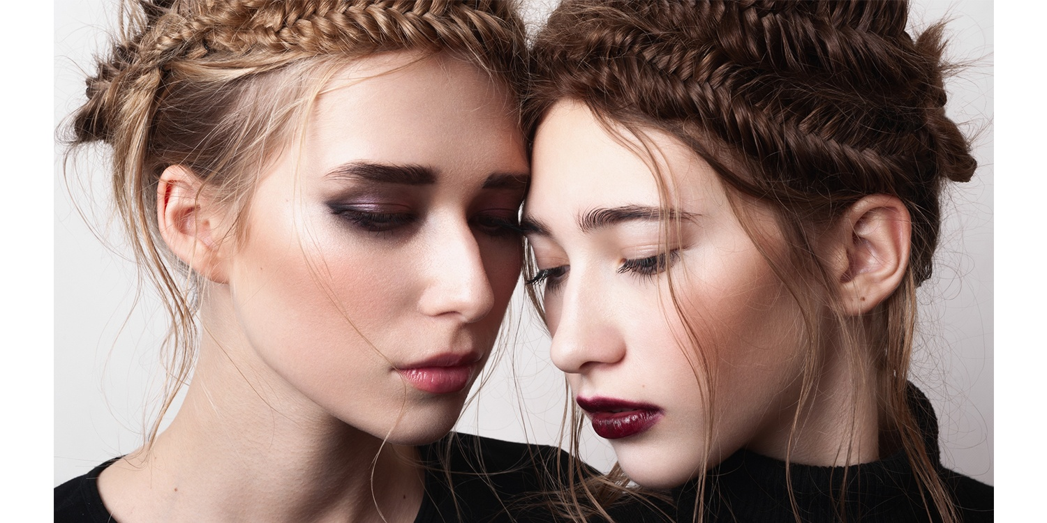 Winter Hairstyles | Quick Easy Winter Hairstyles Matrix