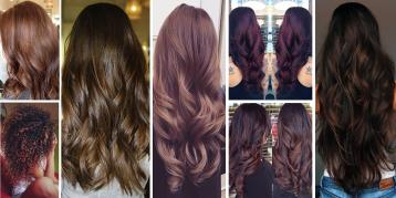 23 best brunette brown hair color shades