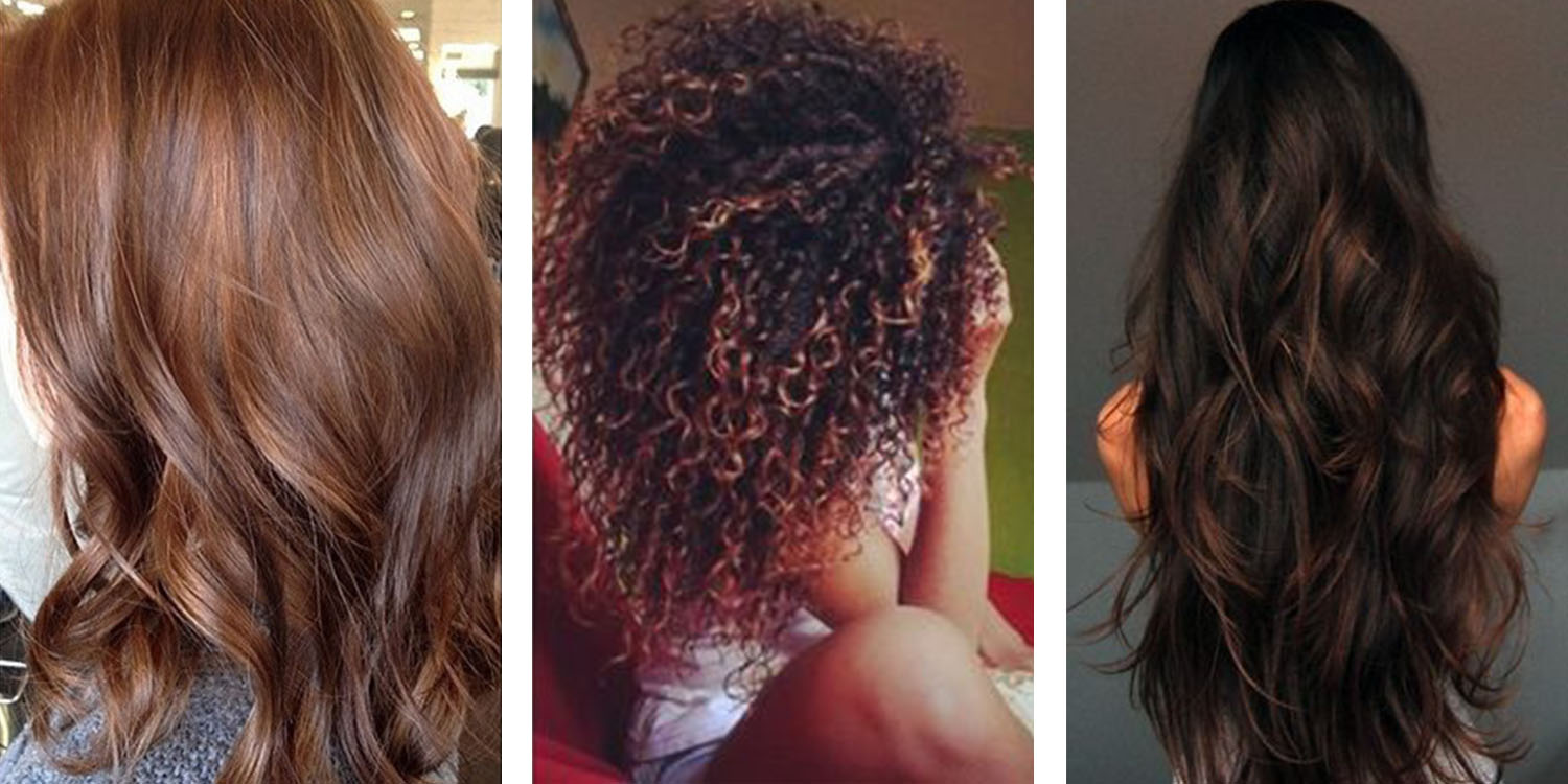 The Best Brunette Hair Color Shades Matrix