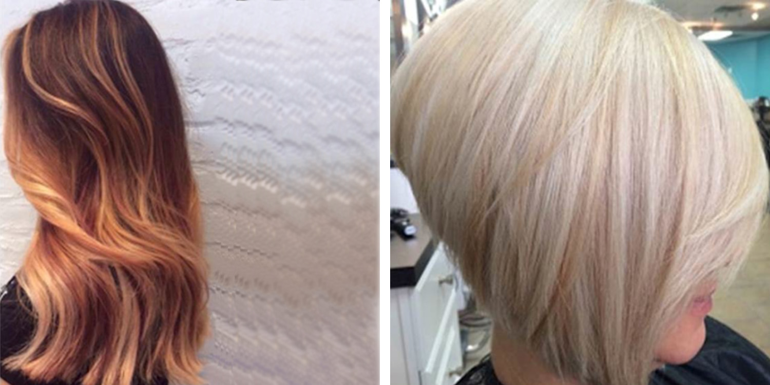 Tips to Help Protect Color-Treated Hair & Keep It Looking Fabulous ...