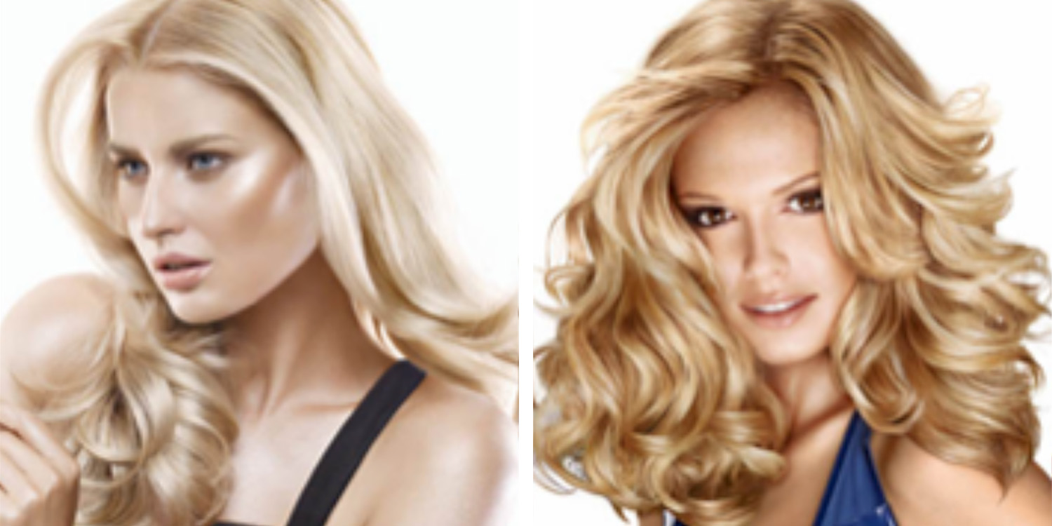 Summer Blonde Hair Color Forecast Matrix
