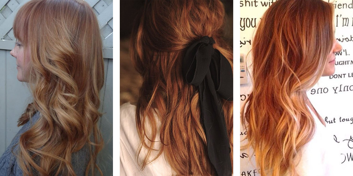 4. Light Auburn Hair Color