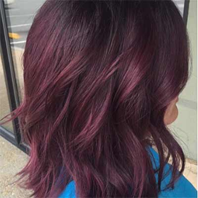 Balayage Hairstyle brown ombre balayage hairstyle long wavy hair with highlight long brown hair with blonde What Type Of Balayage Hairstyle Are You