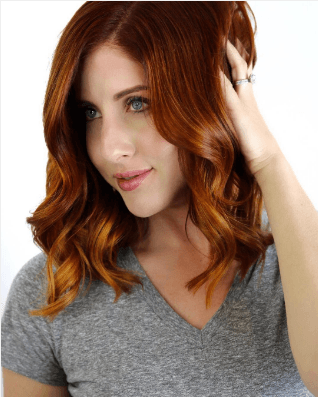 Red Hair Color Trends & Ideas   Matrix