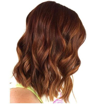 Golden Brown Hair Color Shades Amp Styles Matrix 1156