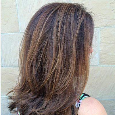 Caramel Brown Hair Color Shades Amp Trends Matrix 1254