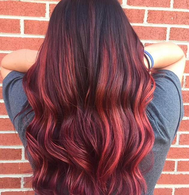 Balayage And Ombre Hair Color Ideas Matrix