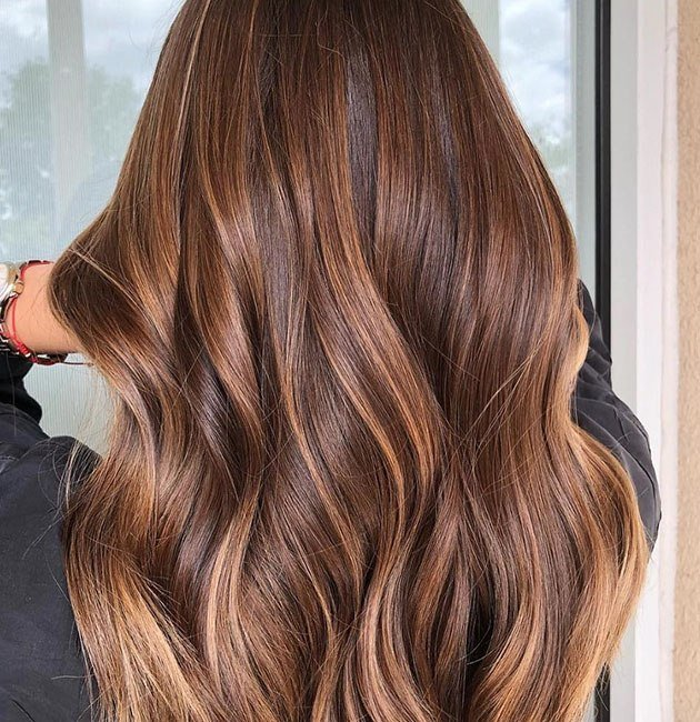 Brown Highlights Perfect for Your Hair | Matrix