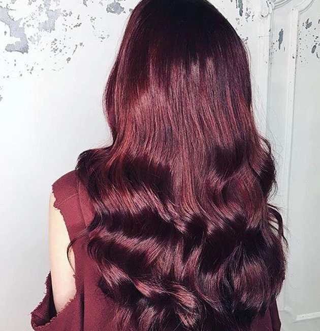 Red Hair Colors Ideas For Fiery Results Matrix,Bathroom With Subway Tile And Shiplap