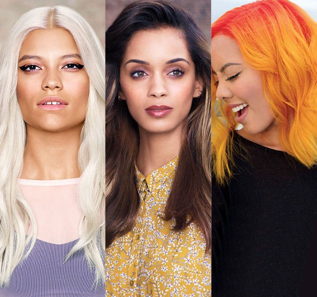 Professional Hair Color Ideas Trends Styles Matrix
