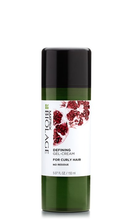 Biolage Cleansing Conditioner Defining Gel Cream For Curly