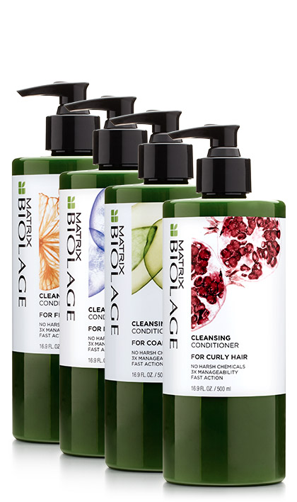 Matrix Biolage Cleansing Conditioner Haircare Family