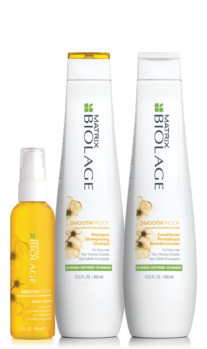 Biolage Smoothproof Anti Humidity Hair Care Matrix