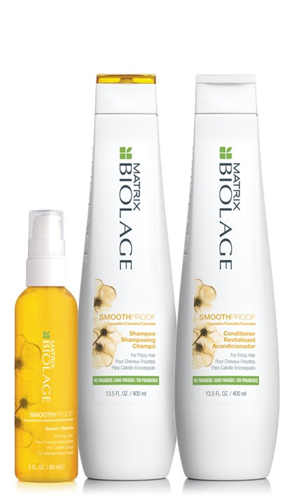 Oil Change Light >> Biolage SmoothProof Anti-Humidity Hair Care | Matrix