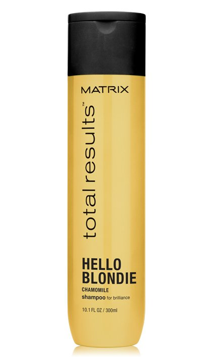 Total Results Haircare Hello Blondie Shampoo